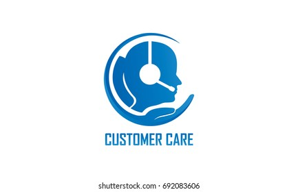 ea7fc31742f96 Customer Care Logo Images, Stock Photos & Vectors | Shutterstock