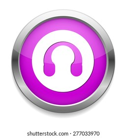customer service button, call center icon