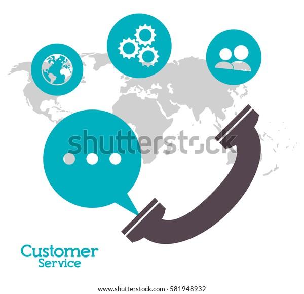 customer service telephone call center