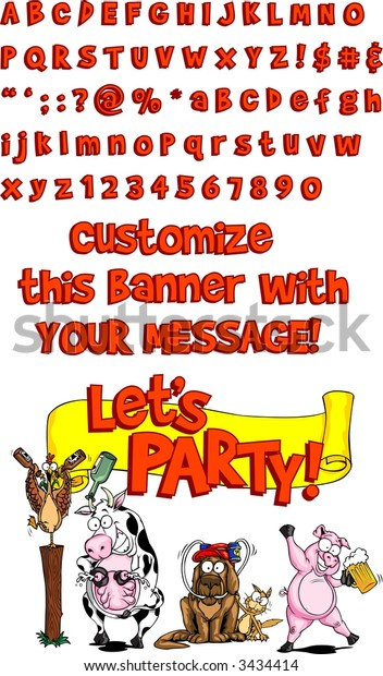 Customize your banner