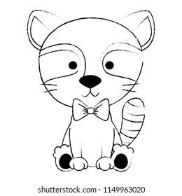 raccoon cartoon images stock photos vectors shutterstock
