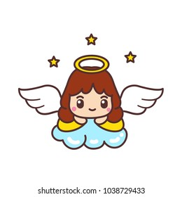 Cute Angels cartoon
