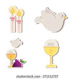 cute angels design, vector illustration eps10 graphic