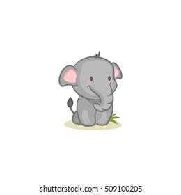 Cute Animals - Elephant