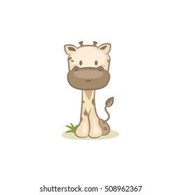 Cute Animals - Giraffe