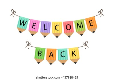 Welcome Back Images, Stock Photos & Vectors | Shutterstock