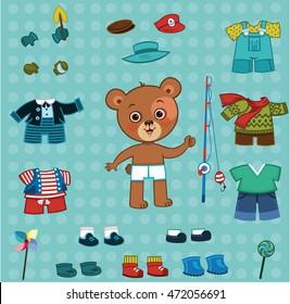 Dress up Game Images, Stock Photos & Vectors | Shutterstock