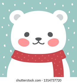 Cute Bear vector print, baby shower card. teddy with hello write cartoon illustration, christmas greeting card, kids cards for birthday poster or banner, cartoon invitation