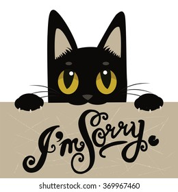 Im Sorry Images Stock Photos Vectors Shutterstock
