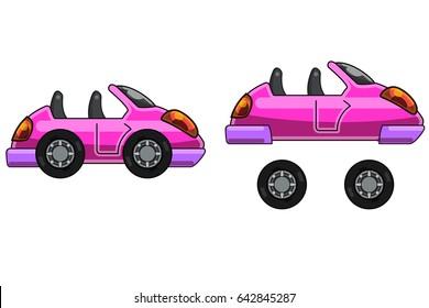 2d Car Images, Stock Photos & Vectors | Shutterstock