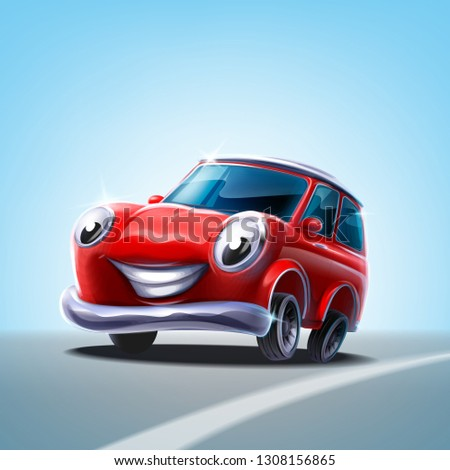 Devinettes de mai 2019 Cute-car-illustration-banner-450w-1308156865