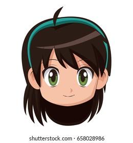 Chibi Girl Images Stock Photos Vectors Shutterstock