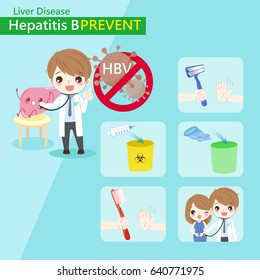 how to avoid hep b