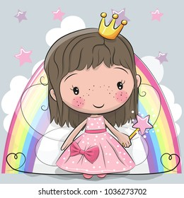 Cute Girl Cartoon Photos 850 821 Cute Girl Stock Image