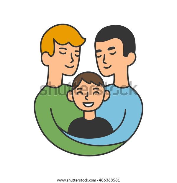 homosexuální syn a táta sex