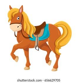 Cartoon Horse Images Stock Photos Vectors Shutterstock
