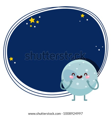 pluto planet cartoon - 450×470