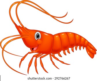 shrimp cartoon images stock photos vectors shutterstock rh shutterstock com Shrimp Clip Art Japanese Cute Shrimp Clip Art