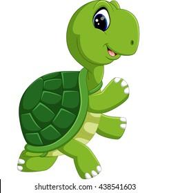 Turtle Cartoon Images Stock Photos Vectors Shutterstock