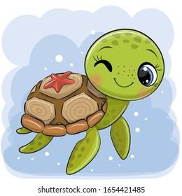 Happy Turtle Images Stock Photos Vectors Shutterstock