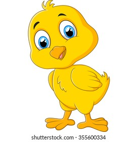Chick Cartoon Images, Stock Photos & Vectors   Shutterstock