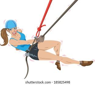 Cute Climber