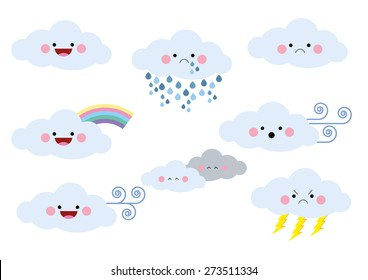 Cute Clouds Package