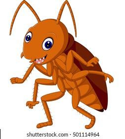 Cute Cockroach