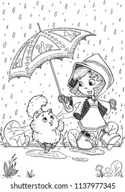 cute coloring pages kids adults 260nw