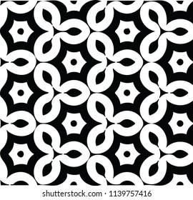 Cute creative vector black & white design of a retro background for many ideas