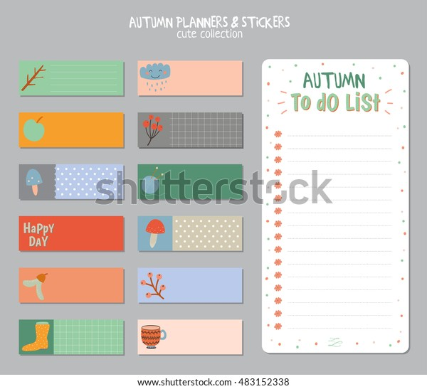 photo relating to Free Daily Calendar known as Adorable Every day Calendar Do Listing Template Inventory Vector (Royalty