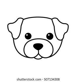 Dog Face Emoji Images Stock Photos Vectors Shutterstock