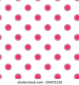 Cute dot pattern
