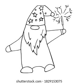 Free Grumpy Dwarf Clipart | Free Images at Clker.com - vector clip art  online, royalty free & public domain