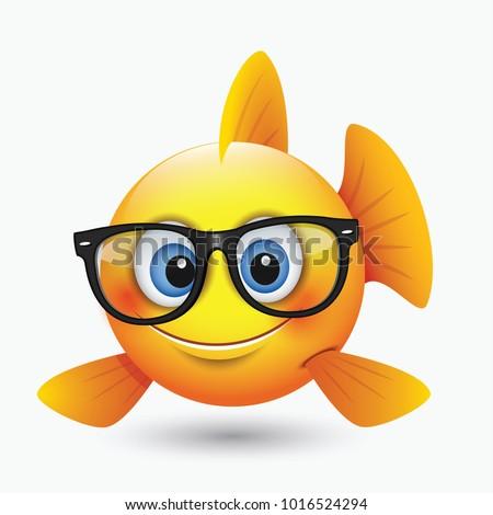 Smiley Fisch