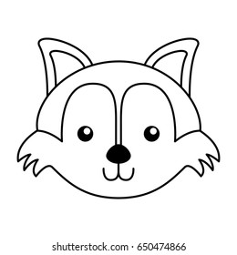 Aninimal Book: Fox Face Images, Stock Photos & Vectors | Shutterstock