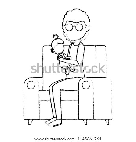 How To Draw A Grandmother Sitting On A Couch Free Download Oasis Dl Co