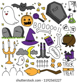 Halloween Things Images Stock Photos Vectors Shutterstock