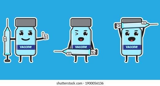 Flu Vaccine Cartoon High Res Stock Images Shutterstock