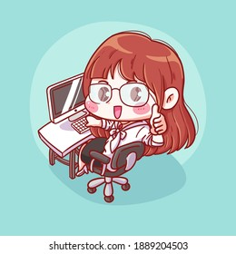 Chibi High Res Stock Images Shutterstock