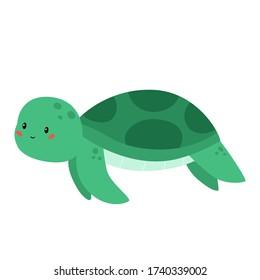 Turtle Kawaii Images Stock Photos Vectors Shutterstock