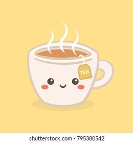 A Cup Of Tea Coffee Hot Chocolate