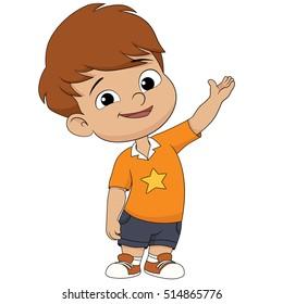Cartoon Boy Images Stock Photos Vectors Shutterstock