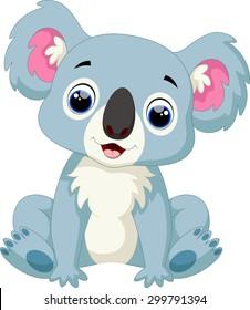 Cartoon Koala On A Tree Images Stock Photos Vectors Shutterstock 1,000+ vectors, stock photos & psd files. https www shutterstock com image vector cute koala cartoon 299791394