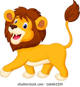 Pics of a animated lion