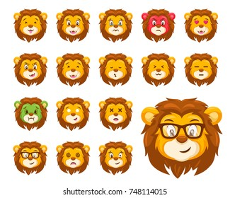 Smiling Lion Images, Stock Photos & Vectors | Shutterstock