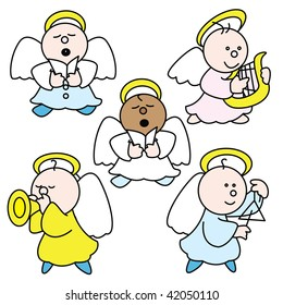 cute little angels 2009 B