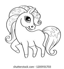 Pony Tale Images Stock Photos Vectors Shutterstock