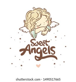 Cute little sweet angel/ baby collection