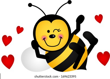 Bee family clipart   Elvera.captainamericagifts.com